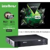DVR 4 Canal Intelbras Multi HD MHDX